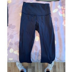 Lululemon Wunder Under High Rise Crop